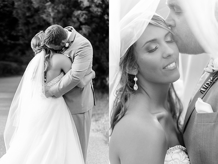 Bride, Groom, Portraits, Mr & Mrs, Black & White Wedding Photography