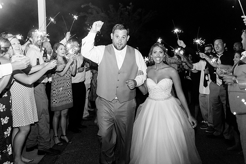 Bride, Groom, Mr & Mrs, Sparklers